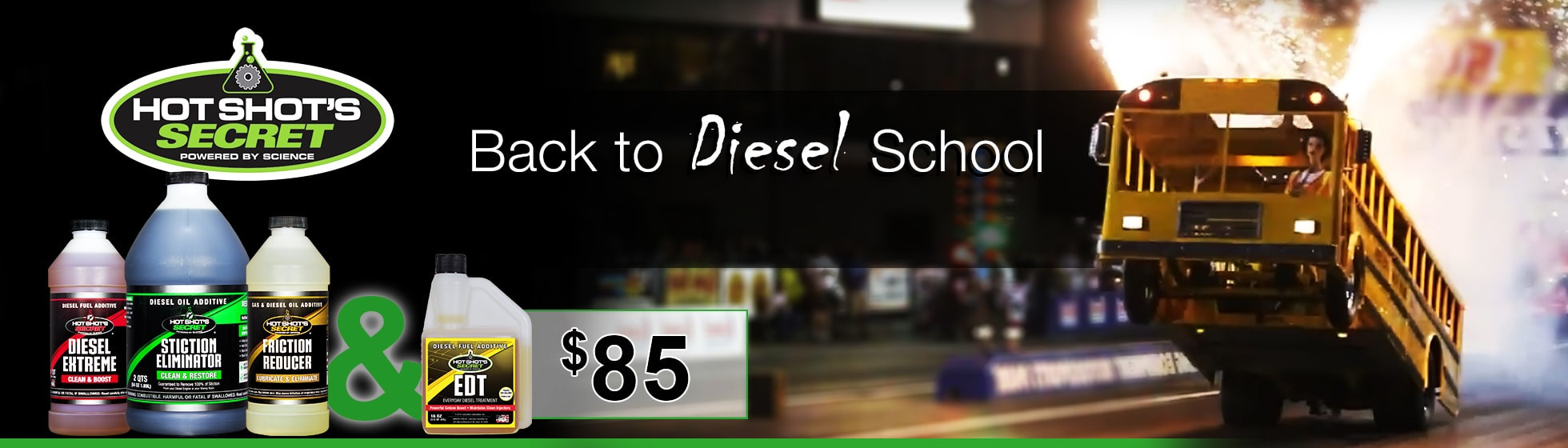 Back to Diesel School