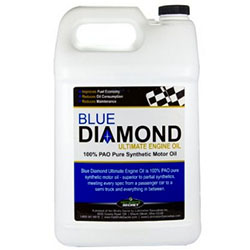 Blue Diamond Engine Oil