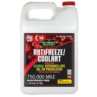 Hot Shot's Secret 750k Antifreeze