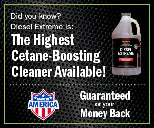Highest Cetane-Boosting Cleaner Available